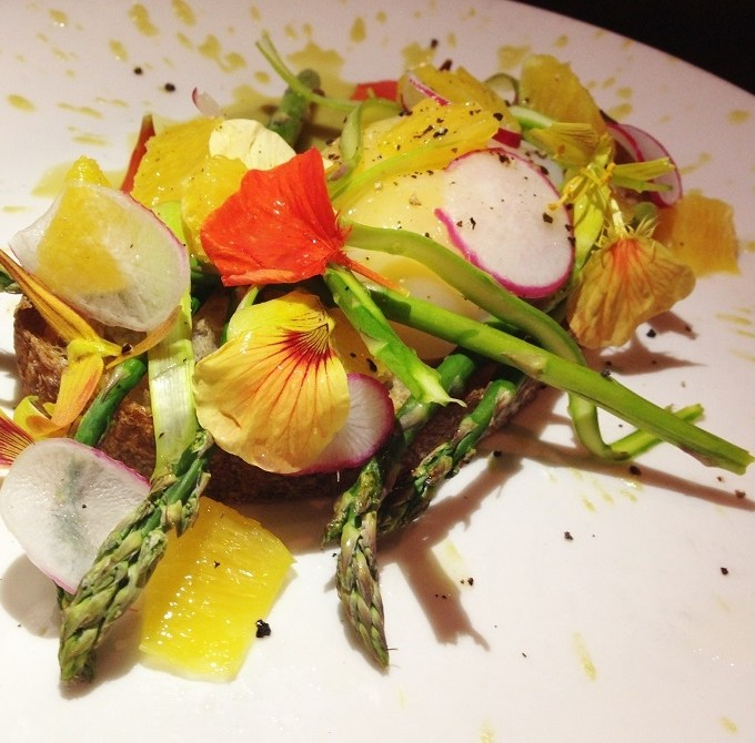 Charlotte Restaurant Review: The Asbury