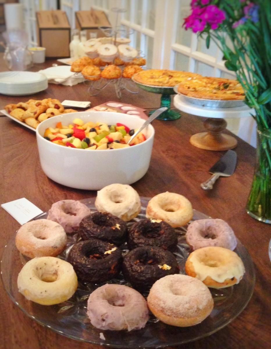 weekend donuts