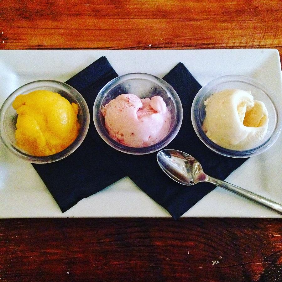 Rocksalt gelato