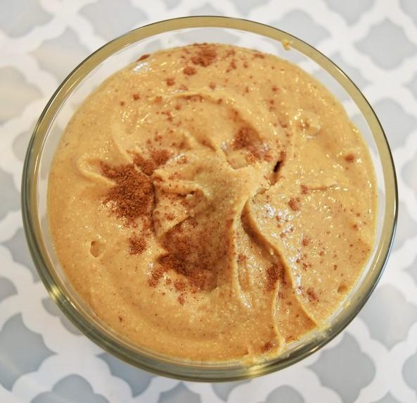Salted Cinnamon Peanut Butter