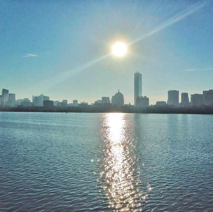 Boston Views, Food and Favorites