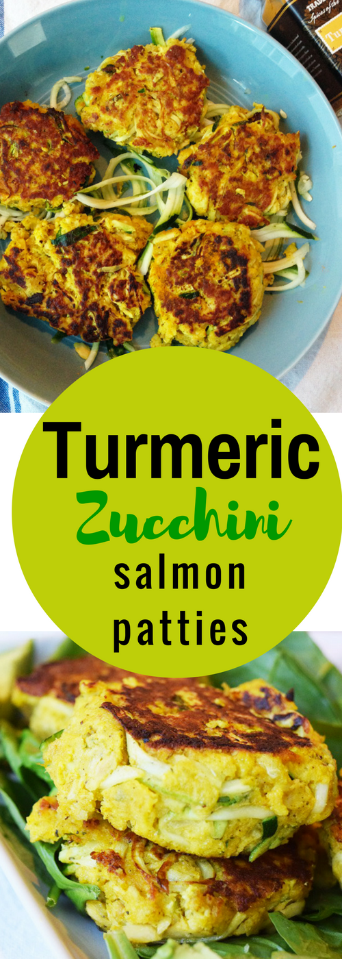 salmon, turmeric, turmeric salmon patty