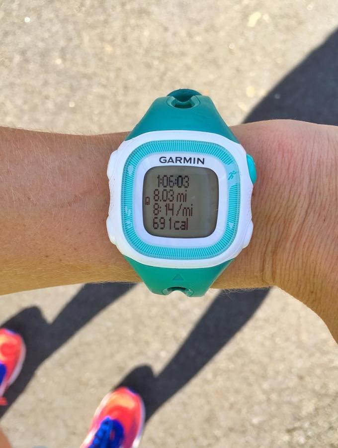 Last Week's Workouts and Weekend Recap
