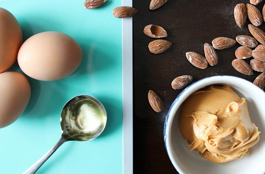 almond butter, nut allergy