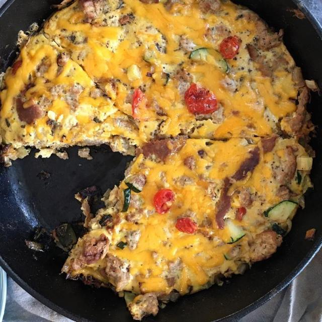 ad Looking for an easy breakfast idea for this weekend?hellip