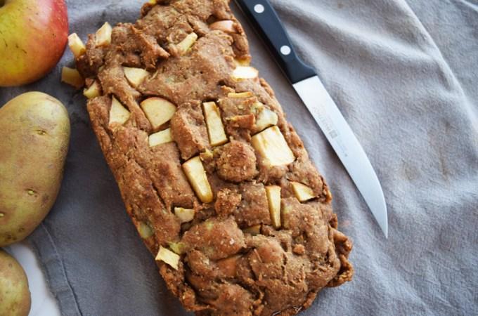 Apple Cinnamon Potato Bread