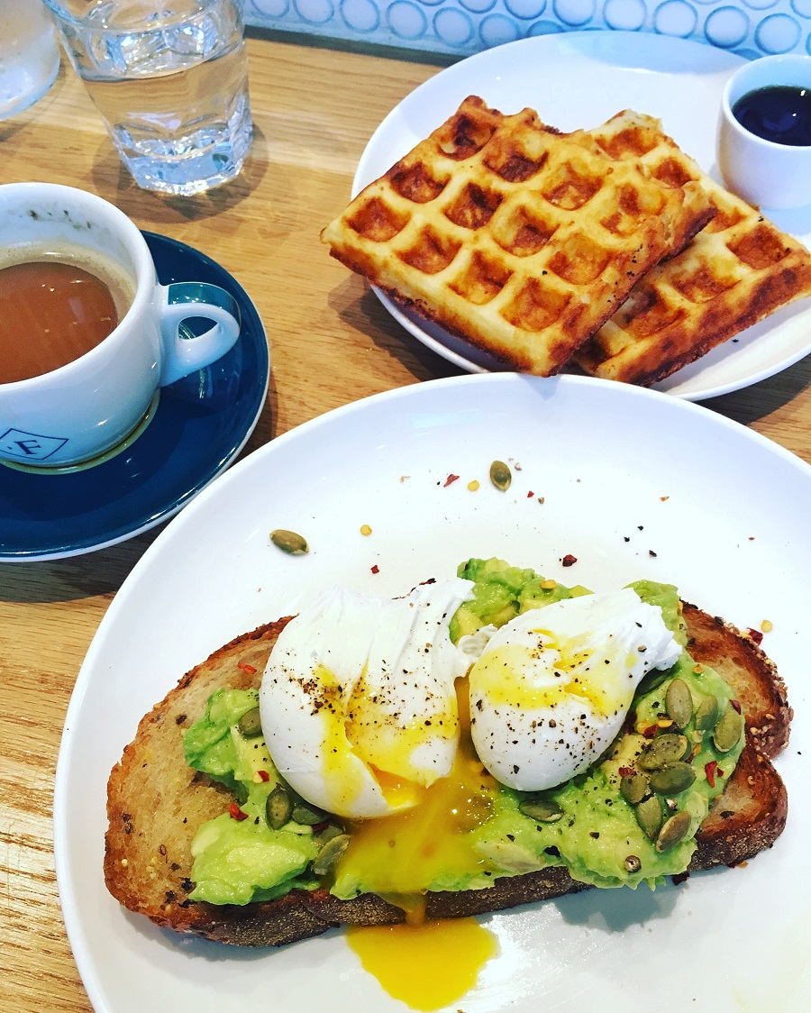 Brunch at Forthright