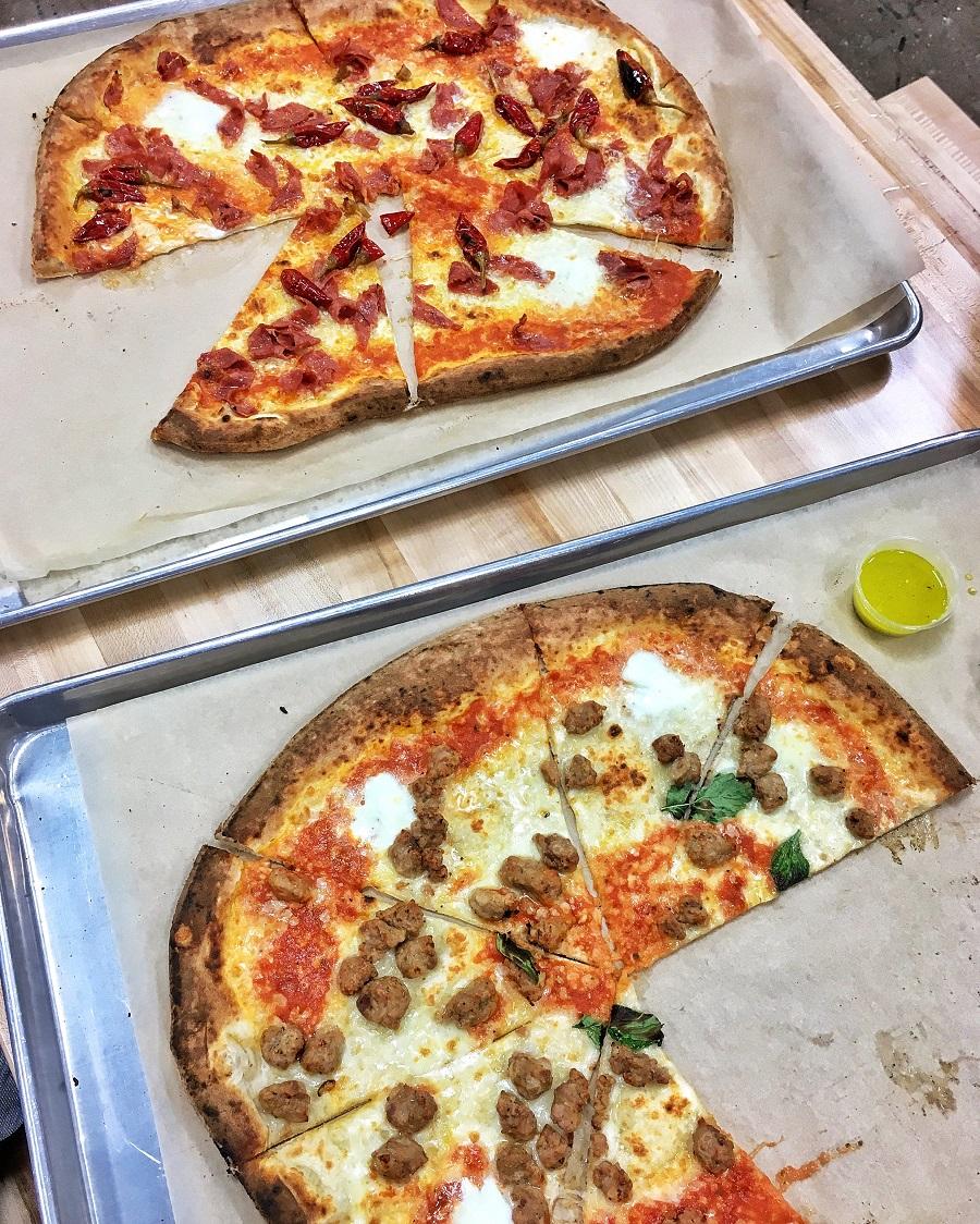 Alino pizza