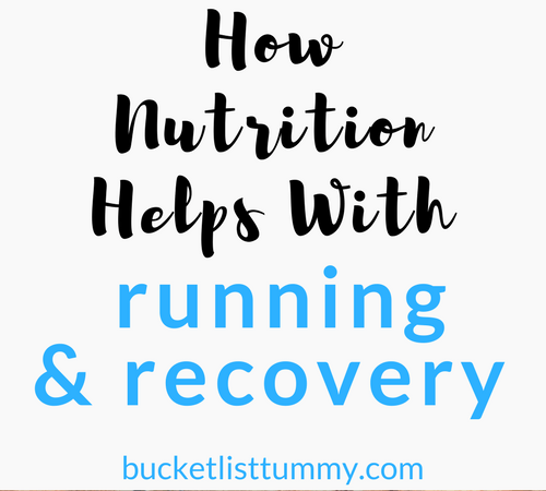 How Nutrition Helps You Recover