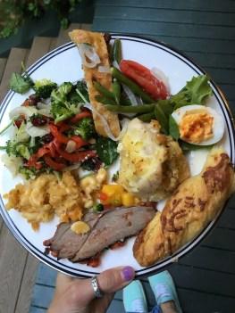 Engadine dinner