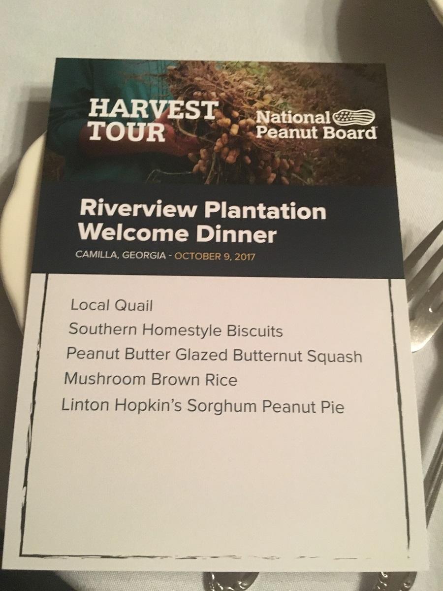 Harvest Peanut Tour