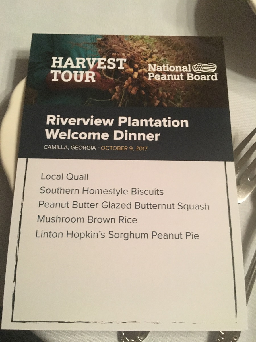 Harvest Peanut Tour