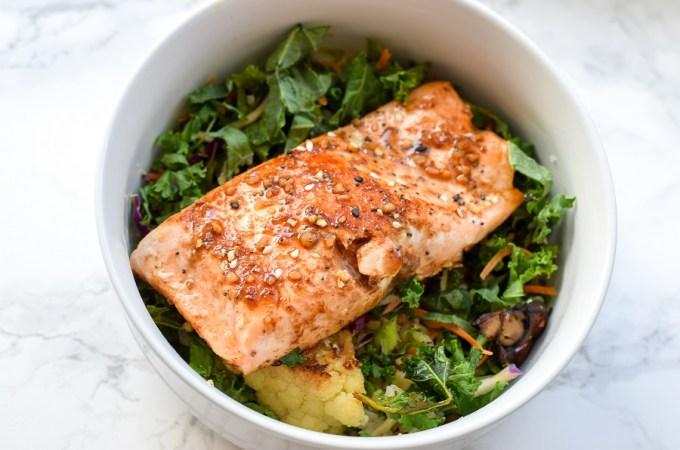 Pregnancy and Fish Q&A + A Weeknight Salmon Recipe