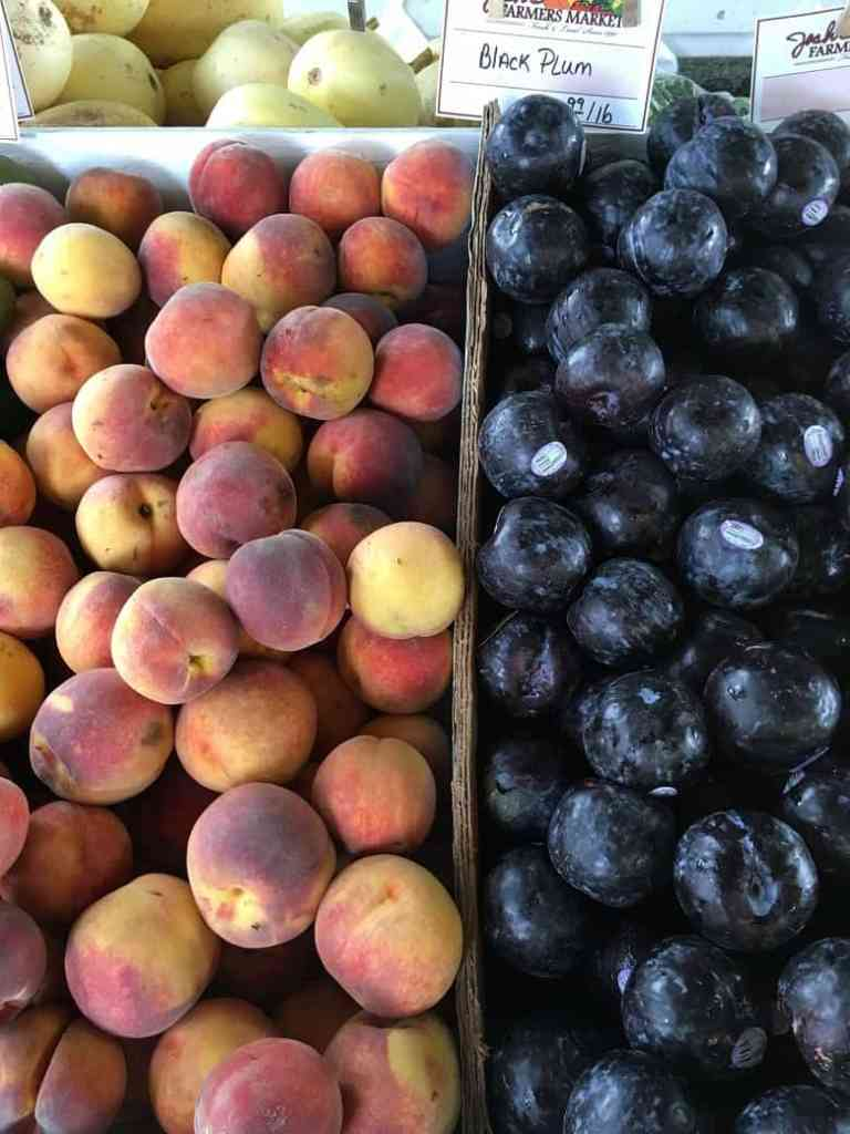 Mooresville Farmers Market, 4 weekend thoughts