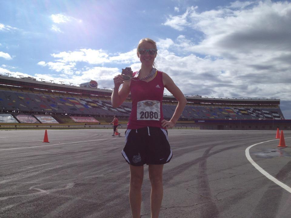 race track race