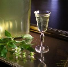 Lemon, vodka, sugar and time.....