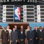 Redrafting the Legendary 2003 Draft.