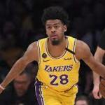 Quinn Cook Signs in Russia