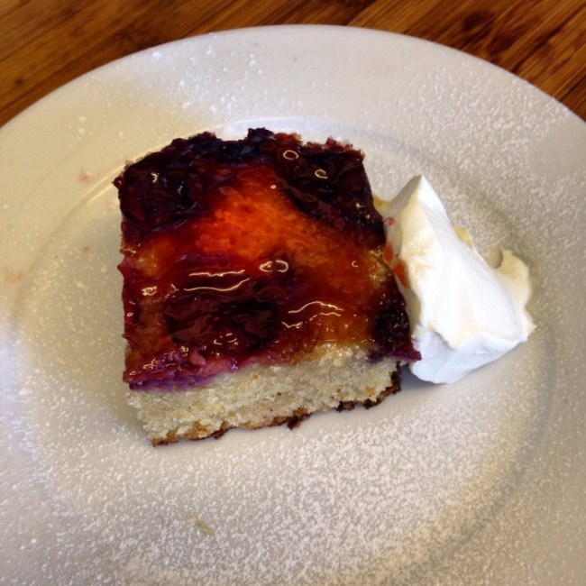 cherry cake almond