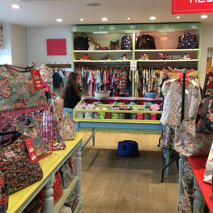Cath Kidston factory shop