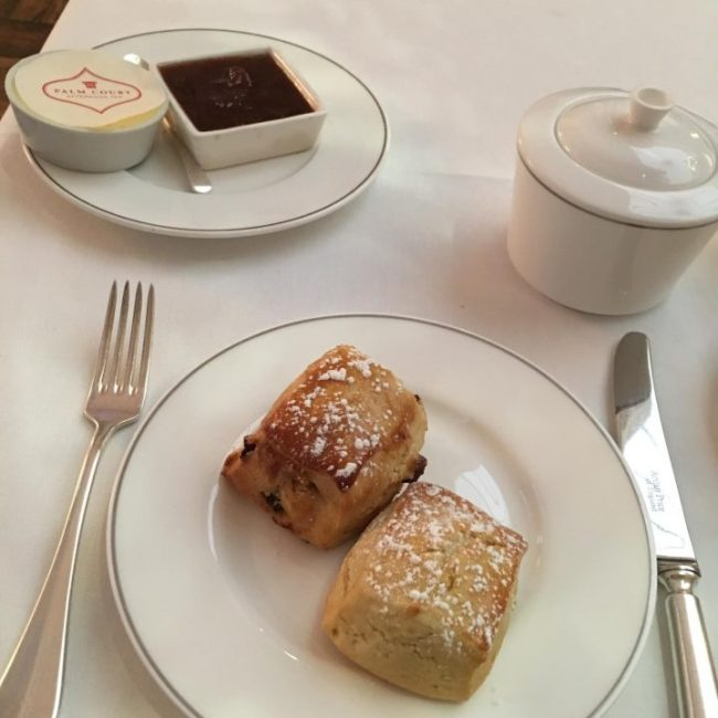 Afternoon tea Balmoral hotel edinburgh