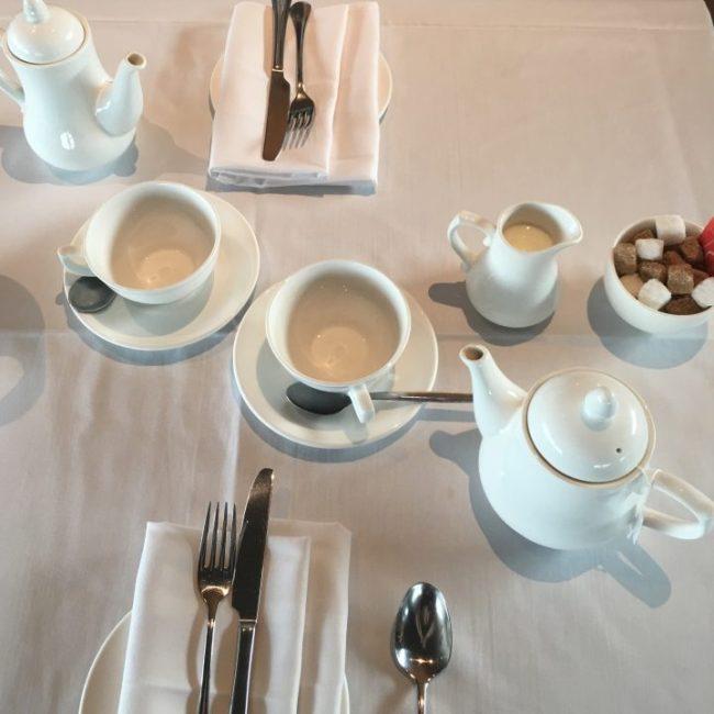 Afternoon Tea At Marco Pierre White, Birmingham
