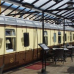 Afternoon Tea Adventures; The Countess Of York Train Carriage, York