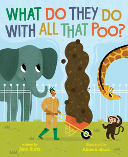 Book Cover What Do They Do with all That Poo