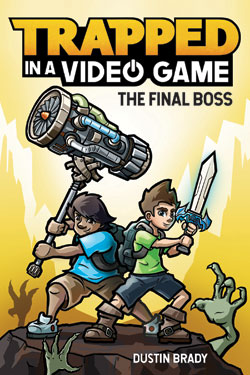 Book cover - The Final Boss