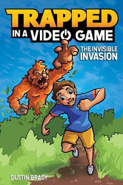 Book cover - Invisible Invasion