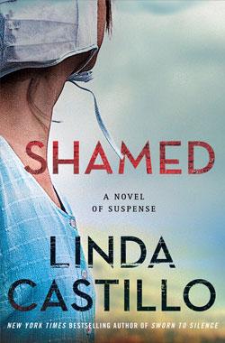 book cover - Shamed
