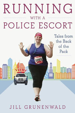 book cover Running with a Police Escort