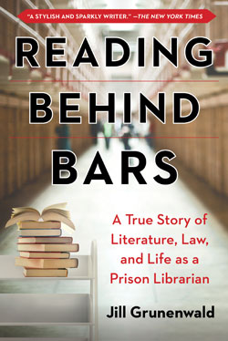book cover Reading Behind Bars