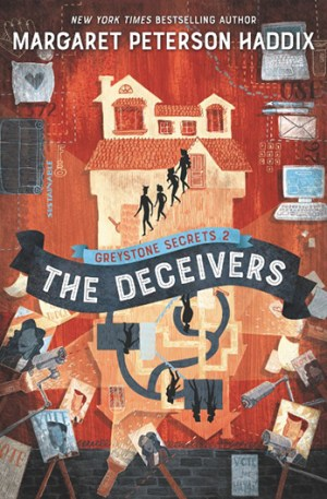 Book Cover - The Deceivers