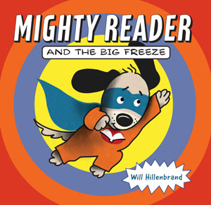 Book cover- Mighty Reader