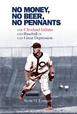 Book Cover - No Money, No Beer, No Pennants