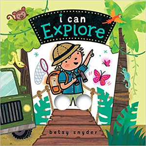 Book cover I Can Explore