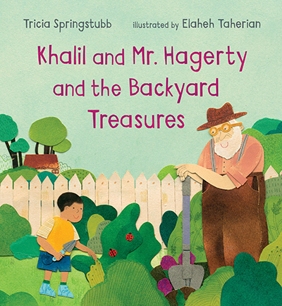 Book Cover - Khalil and Mr. Hagerty