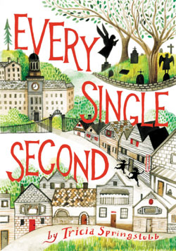 book cover - Every Single Second