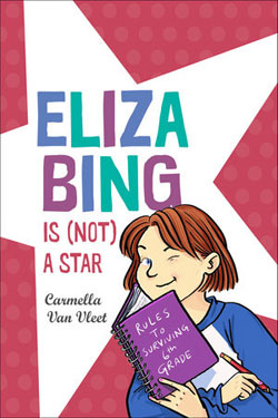book cover Eliza Bing is (not) a Star