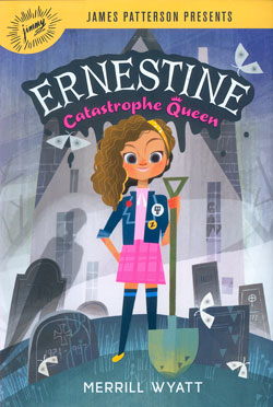 book cover Ernestine Catastrophe Queen
