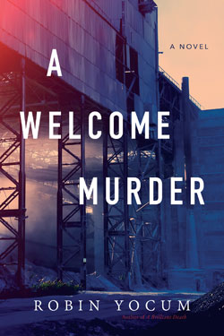 book cover A Welcome Murder