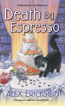 book cover Death by Espresso