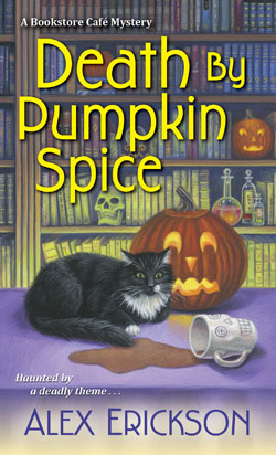 book cover Death by Pumpkin Spice