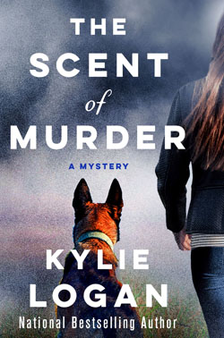 book cover The Scent of Murder