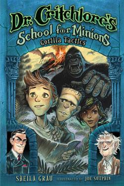 book cover Gorilla Tactics