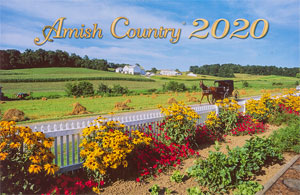calendar Amish Country 2020