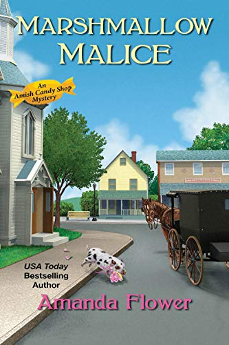 Cover of Marshmallow Malice