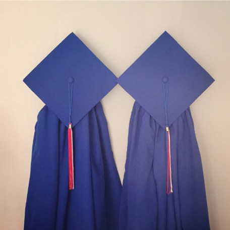 Cap Gown and Tassel