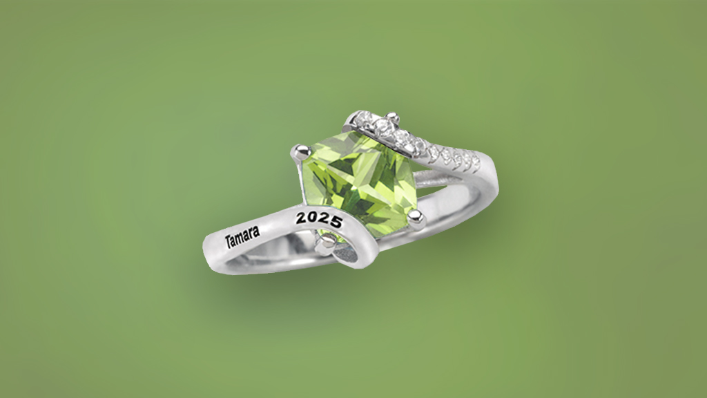 Silver Ring - Whimsical